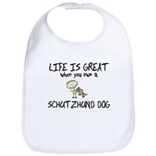 Life is Great Schutzhund Bib
