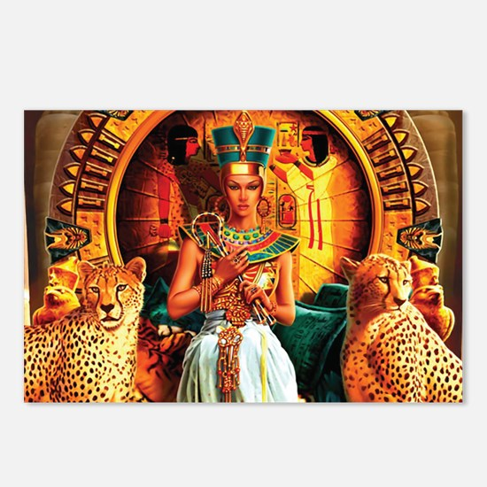 Queen Cleopatra Postcards (Package of 8)