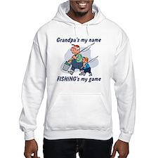 Fishing Grandpa Hoodie