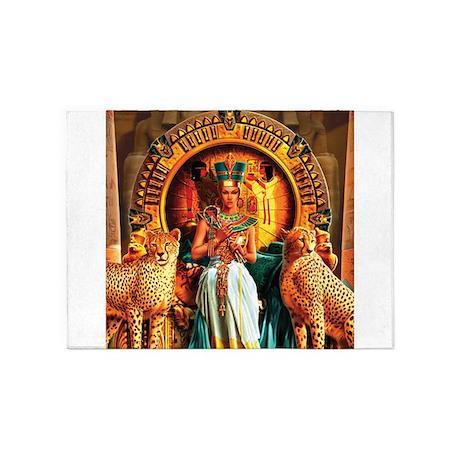 Queen Cleopatra 5u0027x7u0027Area Rug