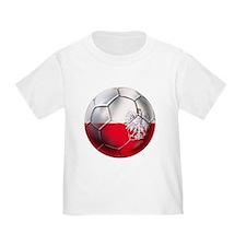 Polish Eagle Football T