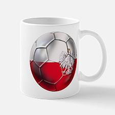 Poland Football Mug