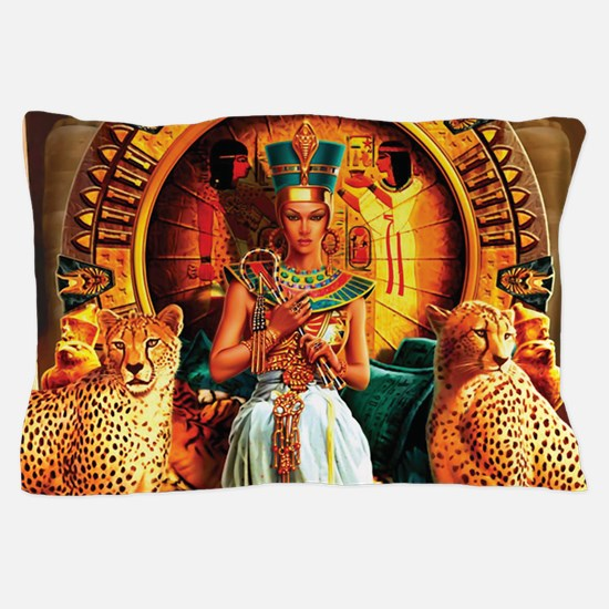 Queen Cleopatra Pillow Case