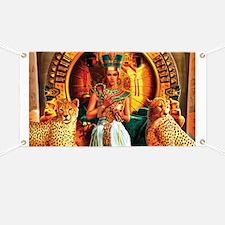 Queen Cleopatra Banner