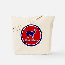 Obama Llama Tote Bag