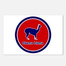 Obama Llama Postcards (Package of 8)