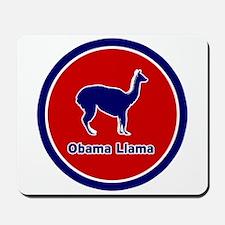 Obama Llama Mousepad