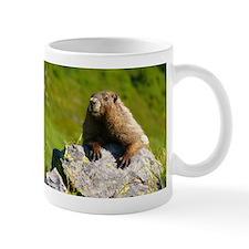 Mt. Rainier Marmot Mug
