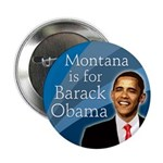 Montana is for Barack Obama button