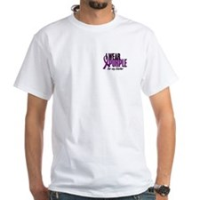 I Wear Purple For My Sister 10 Shirt