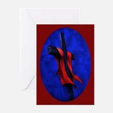 The Robe Greeting Cards (Pk of 20)