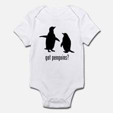 Penguins Infant Bodysuit