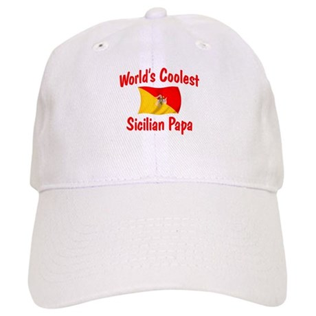 Coolest Sicilian Papa Cap