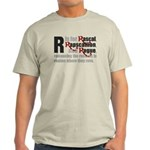 R is for Rascal Light T-Shirt