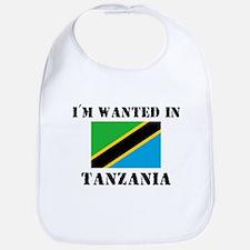 I'm Wanted In Tanzania Bib