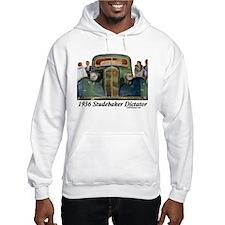 """""""1936 Studebaker Dictator"""" Hoodie"""