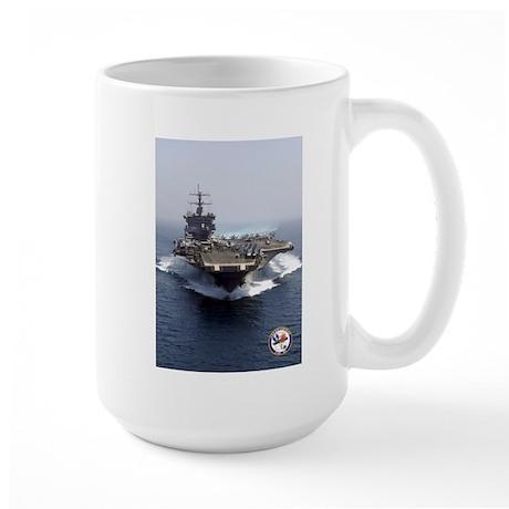 USS Enterprise CVN-65 Large Mug