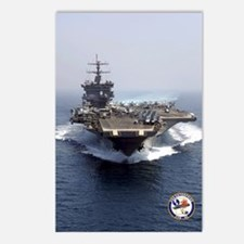 USS Enterprise CVN-65 Postcards (Package of 8)