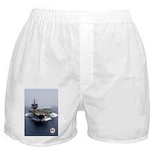 USS Enterprise CVN-65 Boxer Shorts
