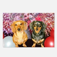 American Dogs Postcards (Package of 8)