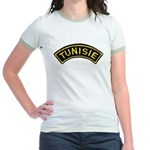 Tunisia Legion Jr. Ringer T-Shirt