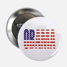 "Barack Obama Democrat Flag 2.25"" Button (10 pack)"
