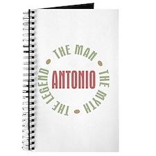 Antonio Man Myth Legend Journal
