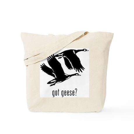 Geese 2 Tote Bag