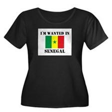 I'm Wanted In Senegal T