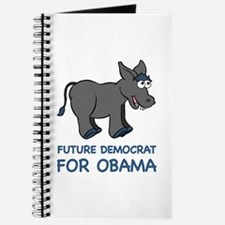 Future Democrat for Barack Obama Journal