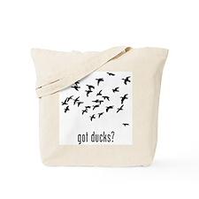 Ducks 1 Tote Bag