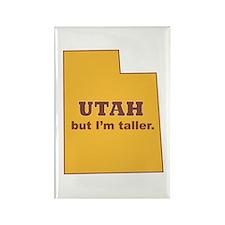"""""""Utah"""" Rectangle Magnet"""