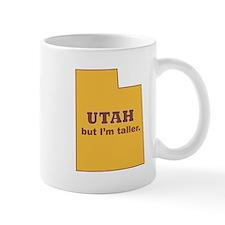"""Utah"" Small Mug"