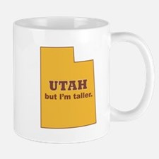 """""""Utah"""" Small Small Mug"""