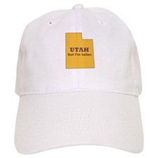 """Utah"" Baseball Cap"