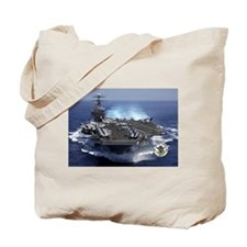 USS Carl Vinson CVN-70 Tote Bag
