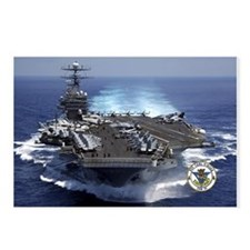 USS Carl Vinson CVN-70 Postcards (Package of 8)