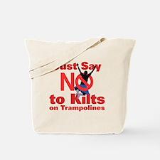 No Kilts Tote Bag