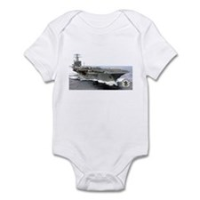 USS Carl Vinson CVN-70 Infant Bodysuit