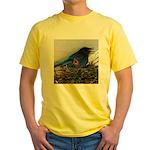 Baby Steller's Jays Yellow T-Shirt
