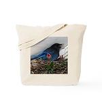 Baby Steller's Jays Tote Bag