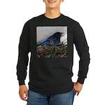 Baby Steller's Jays Long Sleeve Dark T-Shirt