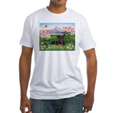 Blossoms & Min Shirt