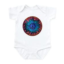 Peace Infant Bodysuit