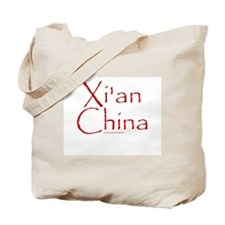 Xi'an China - Tote Bag