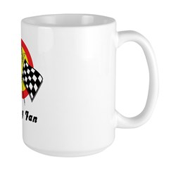 Racing Mason Fan Mug