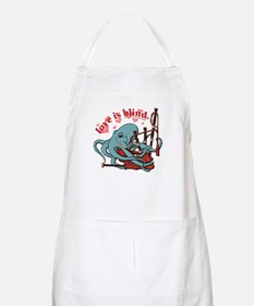 Love is Blind BBQ Apron