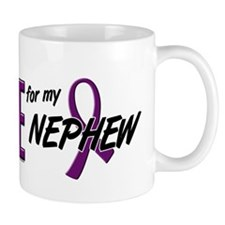 I Wear Purple For My Nephew 10 Mug