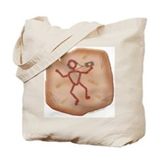 Ipodian Man Tote Bag