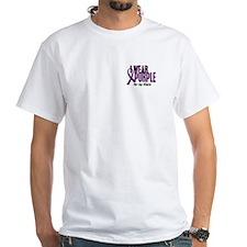I Wear Purple For My Niece 10 Shirt